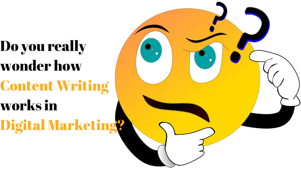 Content Writing in Digital Marketing